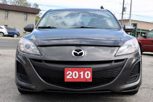 2010 Mazda Mazda3 GX - Accident Free - One Owner - Certified!