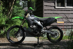 2011 KX 250f