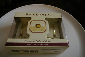 Baldwin bath and Bed Door handle