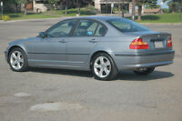 2005 BMW 325i EXECUTIVE EDITION Sedan, Certified and Safetied