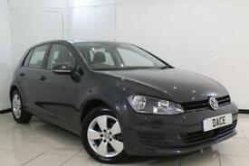 2014 14 VOLKSWAGEN GOLF 1.6 SE TDI BLUEMOTION TECHNOLOGY 5DR 103 BHP DIESEL