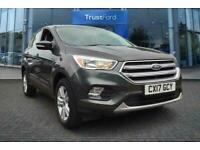 2017 Ford Kuga 1.5 EcoBoost 182 Zetec [Nav] 5dr Auto Automatic SUV Petrol Automa