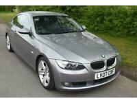 2007 07 BMW 3 SERIES 3.0 330D SE 2D 228 BHP DIESEL