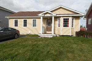 3 Bedroom main floor plus recroom for rent in Airport Heights
