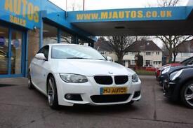 2013 13 BMW 3 SERIES 2.0 320D M SPORT 2DR COUPE 181 BHP DIESEL