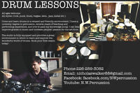 Attention Drummers: Have some FUN! Try out some Drum lessons!