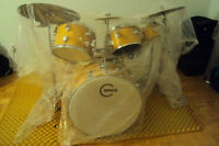 Drum set, vintage Camco's (the co. now called DW).