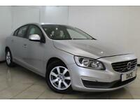 2013 63 VOLVO S60 2.0 D4 BUSINESS EDITION 4DR 178 BHP DIESEL