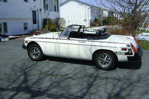 1979 MGB Mark IV Roadster