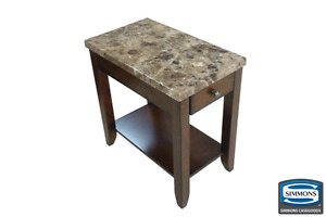 Brand NEW USB Chairside Table!Call 204-726-3499!