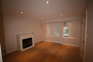 2BR house ground level suites for rent