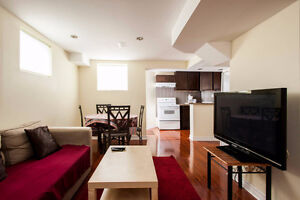 Amazing FURNISHED Basement for rent