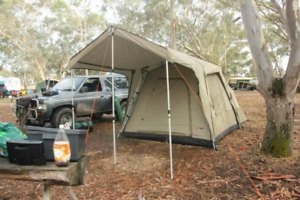 Black Wolf Turbo Tent