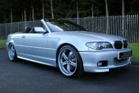 2005 05 BMW 3 SERIES 3.0 330CI SPORT 2D 228 BHP