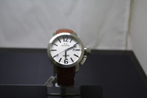 BRAND NEW BROWN STRAPPED TW STEEL WATCH #TWA99