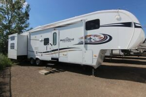 2011 Keystone Mountaineer 345DBQ