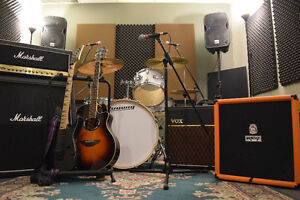 Hourly Rehearsal Space available at the Garage! Kitchener / Waterloo Kitchener Area image 2