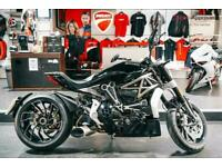 DUCATI XDiavel S in Thrilling Black **TERMIGNONI EXHAUST and ONLY 701 MILES**
