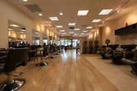 Hair Stylist Chair Rental Available in Newly Renovated Salon