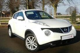 2012 12 Nissan Juke 1.5dCi Acenta Premium 5 DOOR DIESEL MANUAL