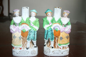Antique Porcelaine Lamp Bases