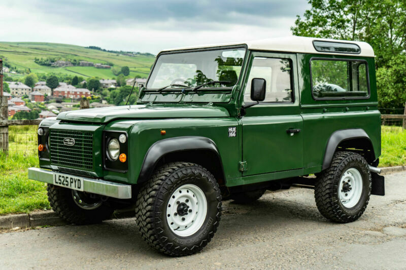 Land Rover Defender 90 300 TDi County Station 1994 Heritage Ideal USA  Export | in Bacup, Lancashire | Gumtree