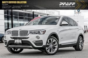 2015 BMW X4 xDrive35i w 19 DoubleSpoke Style All Season Tires