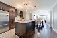 LUXURIOUS WATERFRONT CONDO 4 1/2 LAVAL