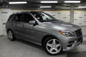 2014 Mercedes-Benz ML350 BlueTEC 4MATIC