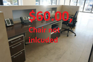 Office Furniture, Desk, Cabinets, Chairs, photocopier, + MORE