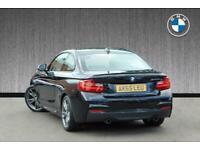 2015 BMW 2 Series M235i Coupe Auto Coupe Petrol Automatic