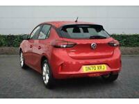 2020 Vauxhall Corsa 1.2 SE Premium 5dr Hatchback Manual Hatchback Petrol Manual