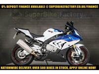 2015 15 BMW S1000RR 1000CC 0% DEPOSIT FINANCE AVAILABLE