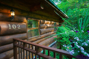 *POINT CLARK SCANDINAVIAN LOG CABIN/COTTAGE FOR RENT* $129/night