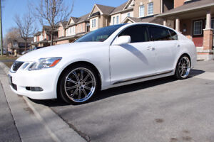 2007 Lexus GS AWD Premium Sedan