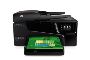 HP Officejet 6600 e-All-in-One Wireless Color Photo Printer with