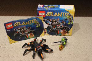 Lego Atlantis Monster Crab Clash set 8056