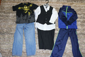 Boys clothing size 5-6 years