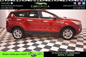 2017 Ford Escape SE-HEATED SEATS* SUNROOF* BACKUP CAMERA