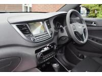 2018 Hyundai Tucson 1.6 T-GDI GO SE (2WD) Petrol blue Manual