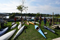 Summer Camp at the Sydenham Lake Canoe Club