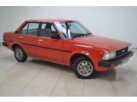 1983 TOYOTA COROLLA 1.3 1300 4D GL