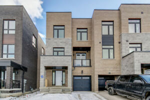 Brand New 3 Bed 4 Bath Townhouse Major Mackenzie/Weston For Rent