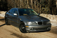 2004 BMW 3-Series E46 Coupe (2 door)
