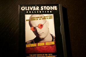 Natural Born Killer DVD