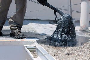 Established tar-and-gravel Flat Roofing crew needed! London Ontario image 6