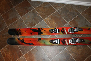 4frnt Renegade Skis Look Pivot Bindings