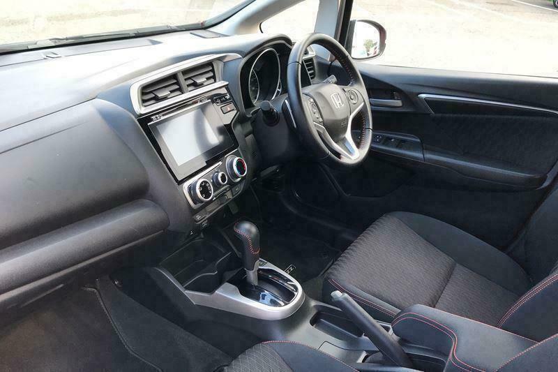 2018 Honda Jazz 5dr Hat 1.5 I-vtec Sport Cvt CVT Hatchback Petrol Automatic
