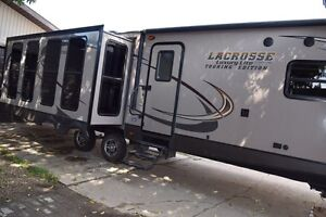 2015 Lacrosse Luxury Lite Touring Edition 327RES