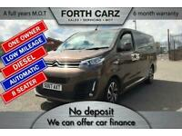 CITROEN SPACETOURER BLUEHDI BUSINESS XL SS EAT6 2018 Diesel Automatic in Brown
